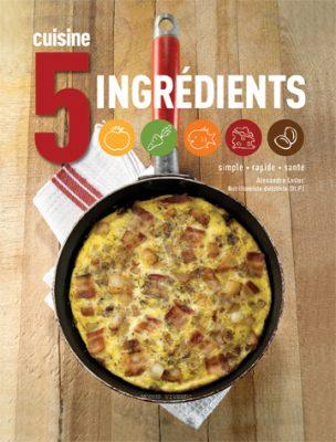 Cuisine 5 ingrédients