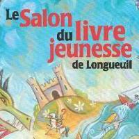 Salon du Livre Jeunesse de Longueuil 2015