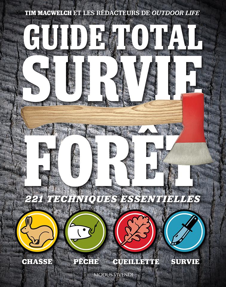 survie forêt
