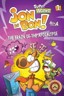 jon le bon the brain of the apocalypse