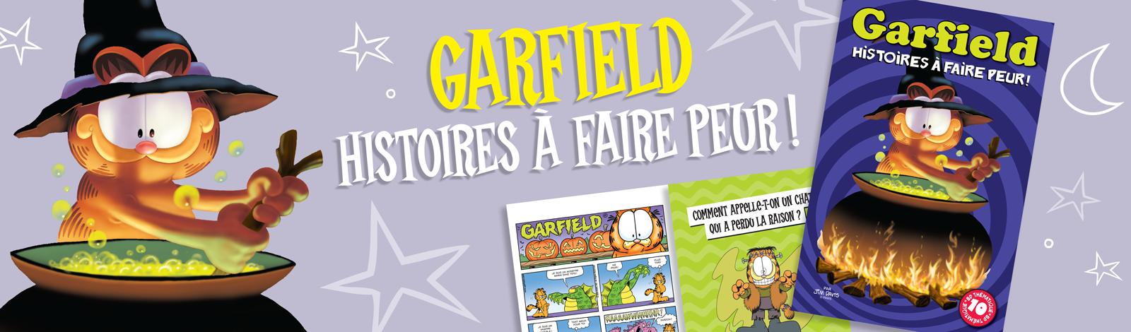 Garfield peur
