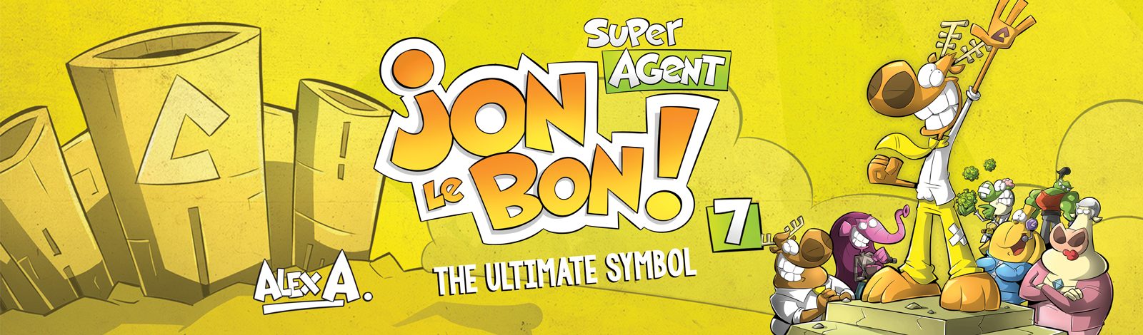 Jon Le Bon 7