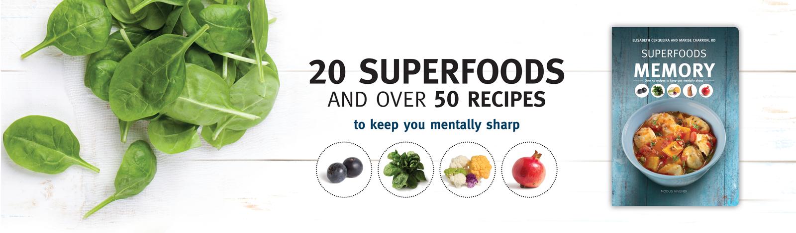 Superfoods - Memory