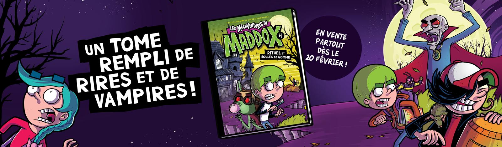 Maddox T4