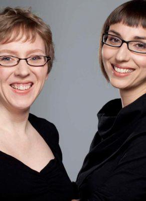 Catherine et Julie Larose