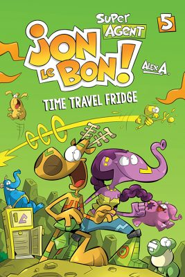 jon le bon - time travel fridge