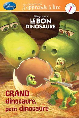 J'apprends à lire - le bon dinosaure