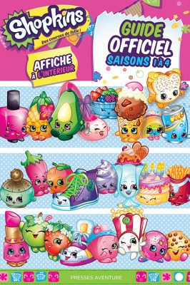 Guide officiel shopkins