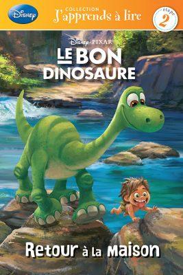 Le bon dinosaure - j'apprends à lire