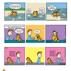 Garfield poids lourd 14