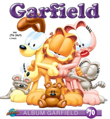 BD garfield 70