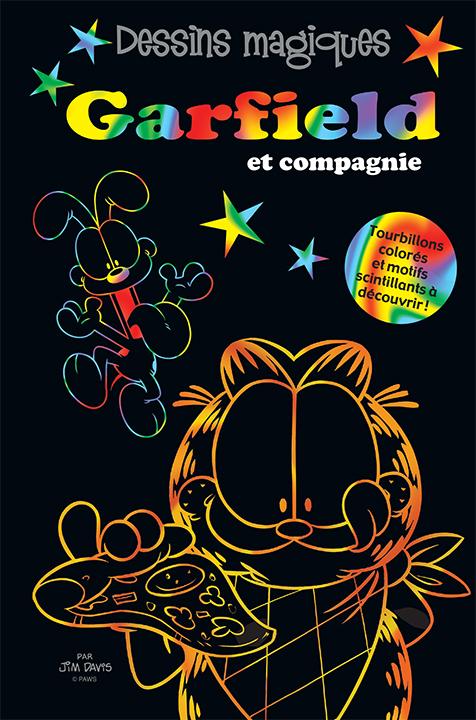 Dessins magiques Garfield
