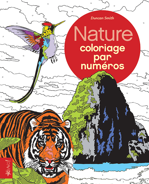 coloriage par numéros