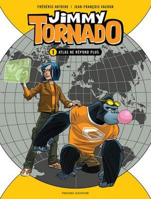Jimmy Tornado