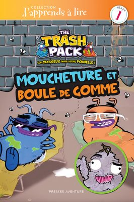 Trash pack J'apprends à lire