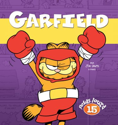 Garfield Poids Lourd 15