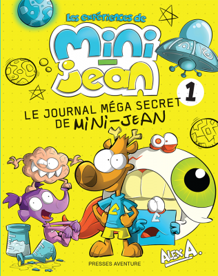 Cahier secret Mini-Jean