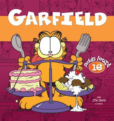 Garfield Poids lourd 16
