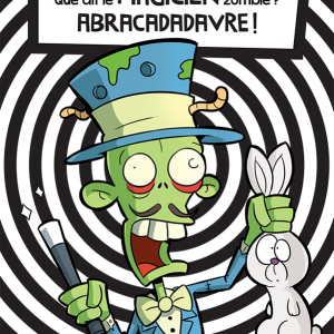 blagues zombie