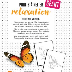 points à relier relaxation