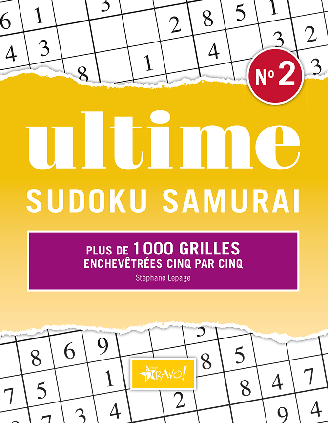 sudoku samuraï #2