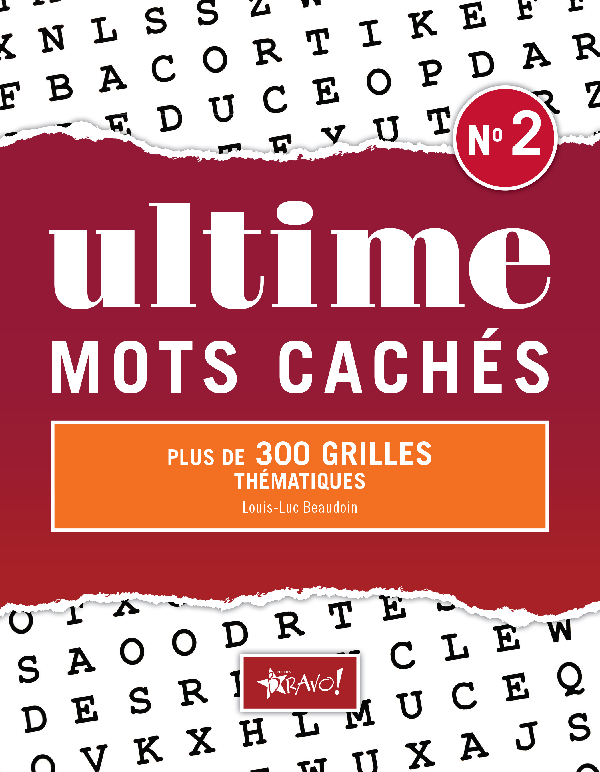 273_ULTIMES Mots caches 2_Cover