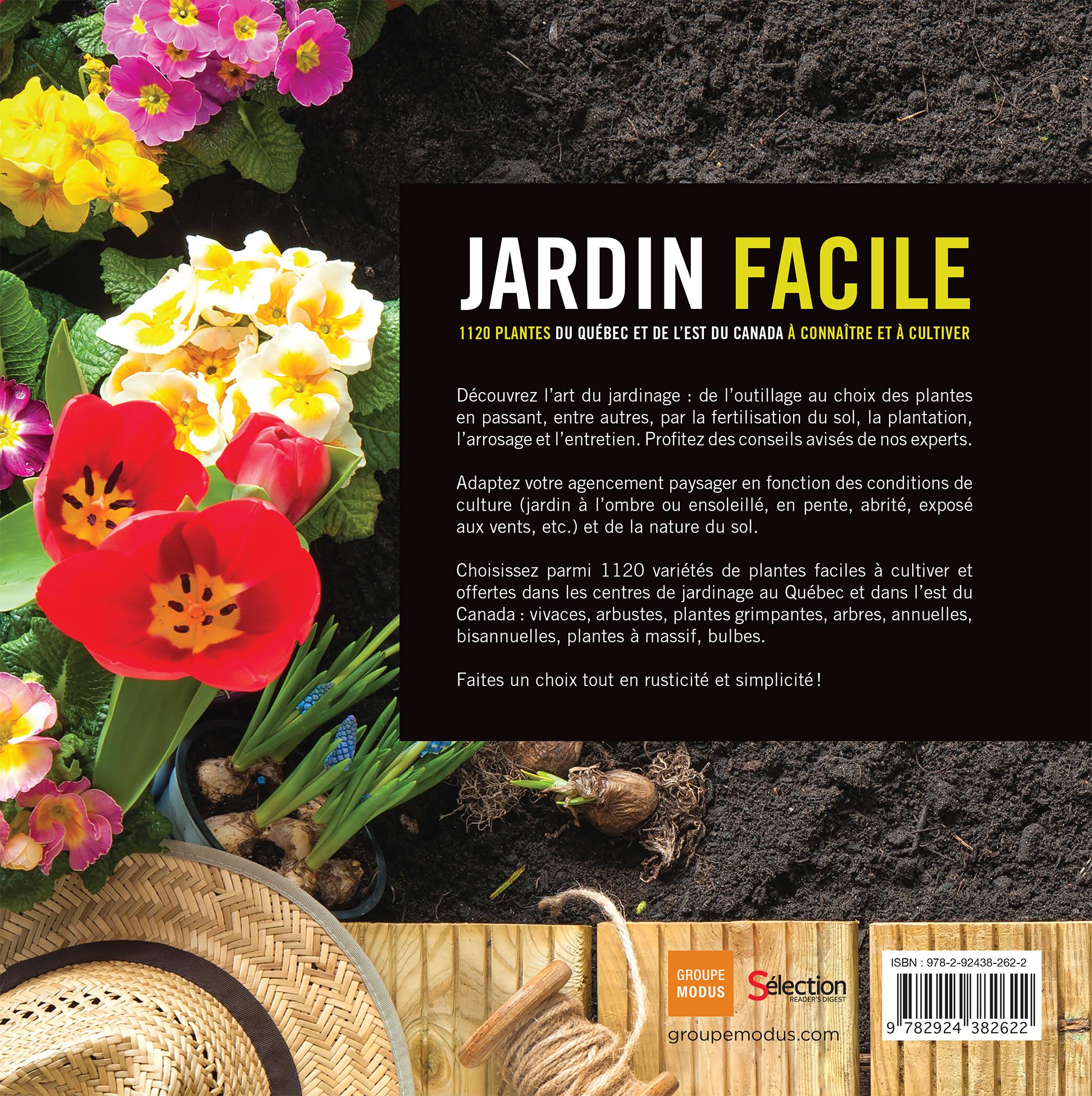 Jardin facile groupe modus - Jardin facile ...