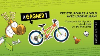 Vélo Agent Jean