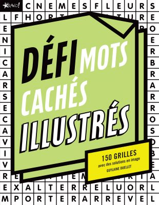 Defi mots caches illustres