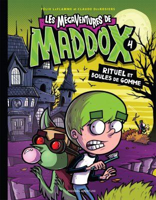 Les mégaventures de Maddox