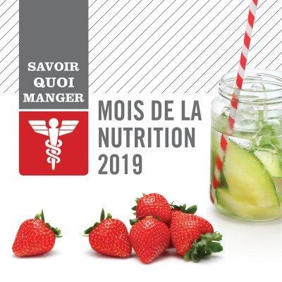 Mois de la nutrition 2019