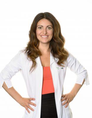 Elisabeth Cerqueira, nutritionniste, Dt. P.