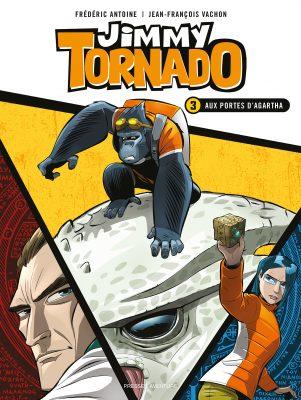 Jimmy Tornado - BD québécoise