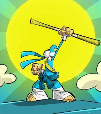 L'Univers d'Alex A. … est un Ninja