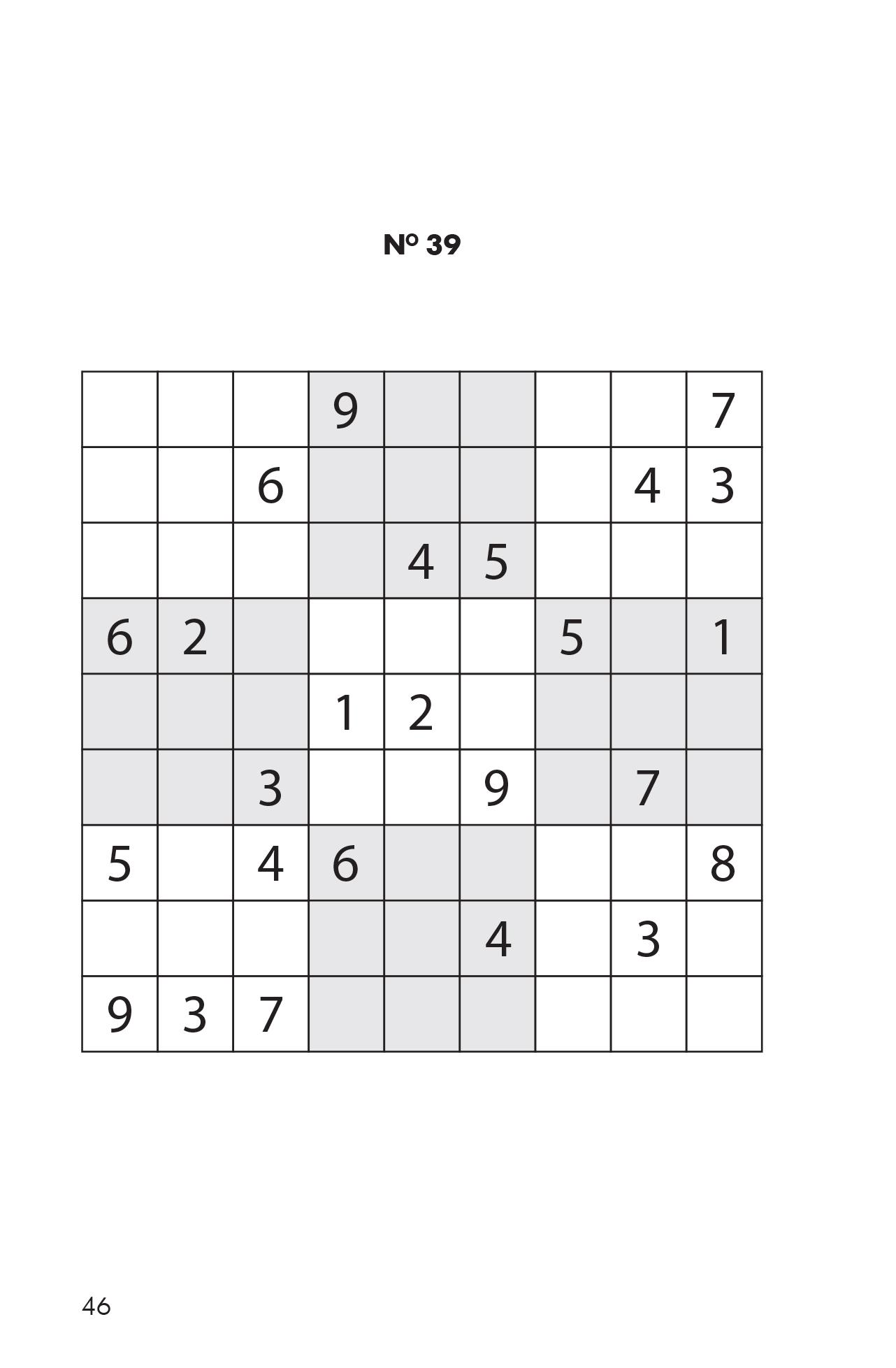 Sudoku diabolique pause caf groupe modus - Grille de sudoku diabolique ...